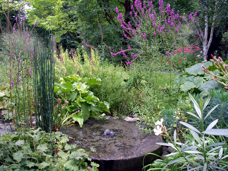 Sprengel und trenkner gartenbau und landschaftsbau hannover isernhagen wasser im garten - Gartenplanung hannover ...
